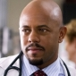 Dr. Thomas Jonas played by Rockmond Dunbar