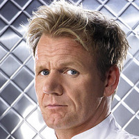 Gordon Ramsey - Head Chef played by Gordon Ramsay