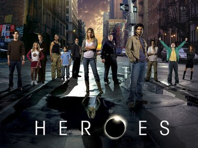 Heroes tv show photo