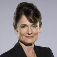 Angela Petrelli played by Cristine Rose