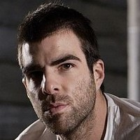 Sylar played by Zachary Quinto