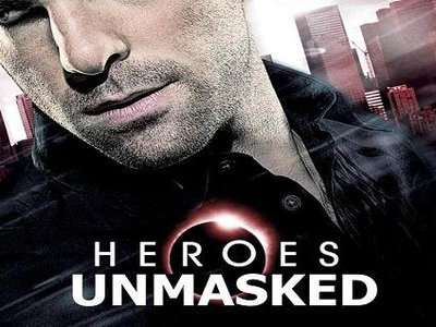 Heroes Unmasked (UK) tv show photo