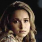 Claire Bennet played by Hayden Panettiere