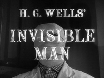 H.G. Wells' Invisible Man (UK) tv show photo