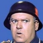 Sgt. Hans Georg Schultz played by John Banner