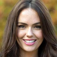 Mercedes McQueen played by Jenny Metcalfe