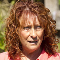 Irene Roberts played by Lynne McGranger