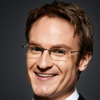 Doug Guggenheim played by Josh Lawson (II)