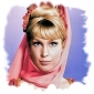 Jeannie played by Barbara Eden