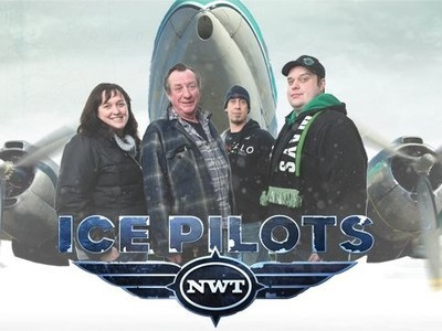 Ice Pilots tv show photo