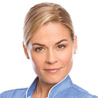 Cat Cora played by Cat Cora