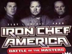 Iron Chef America: Battle of the Masters tv show photo