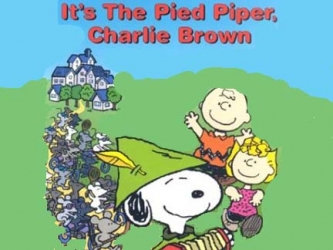 It's the Pied Piper, Charlie Brown tv show photo