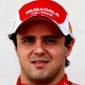 Felipe Massa played by Felipe Massa
