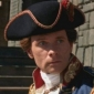 Captain Brogard played by Stephen Papps