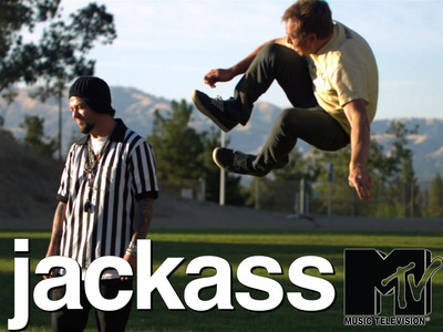 Jackass tv show photo