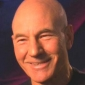 Patrick Stewart (Picard) Journey's End: The Saga of Star Trek The Next Generation