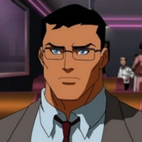 Clark Kent played by George Newbern