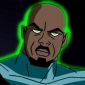 Green Lantern played by Phil LaMarr