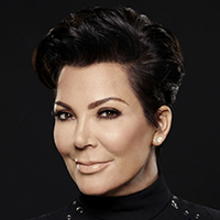 Kris Jenner played by Kris Jenner