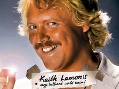 Keith Lemon's Very Brilliant World Tour (UK) tv show photo
