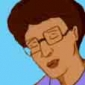 Peggy Hill played by Kathy Najimy