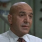 Lt. Theo Kojak played by Telly Savalas