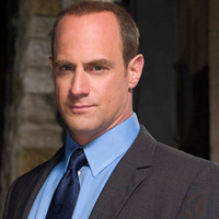 Detective Elliot Stabler played by Christopher Meloni