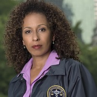 Dr. Melinda Warner played by Tamara Tunie
