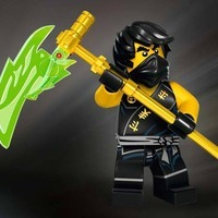 Cole LEGO NinjaGo: Masters of Spinjitzu