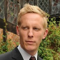 DS James Hathaway played by Laurence Fox