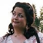 Myfanwy played by Ruth Jones
