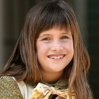 Carrie Ingalls played by Lindsay Greenbush