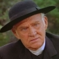 Reverend Robert Alden played by Dabbs Greer