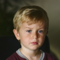 Aaron Littleton played by William Blanchette