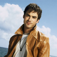 Boone Carlyle played by Ian Somerhalder