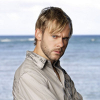 Charlie Pace played by Dominic Monaghan