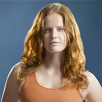 Charlotte Lewis played by Rebecca Mader