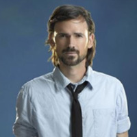 Daniel Faraday played by Jeremy Davies