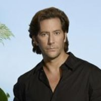 Desmond Hume played by Henry Ian Cusick