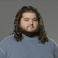 Hugo 'Hurley' Reyes played by Jorge Garcia
