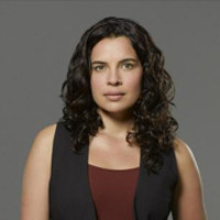 Ilana played by Zuleikha Robinson