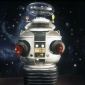 The Robot played by Bob May