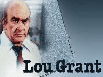 Lou Grant tv show photo