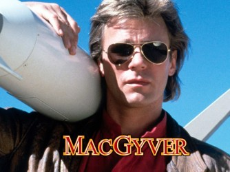 MacGyver tv show photo