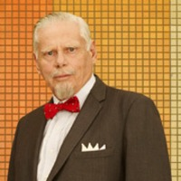 Bertram Cooper played by Robert Morse