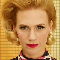 Betty Draper played by January Jones