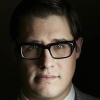 Harry Crane played by Rich Sommer