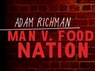 Man v. Food Nation tv show photo