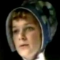 Maria Bertram played by Samantha Bond
